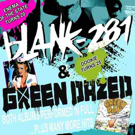 Blink-182 and Green Day Tribute Bands at Smith's Olde Bar in Atlanta on 1 Jun