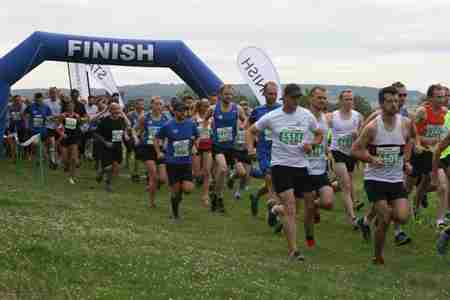 Hadleigh Park Cross Country 10K - Saturday 10 August 2019 in Hadleigh on 10 Aug