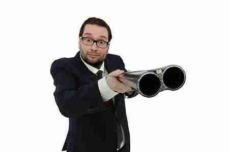 Gary Delaney: Gagster's Paradise in Southend-on-Sea on 6 Jul