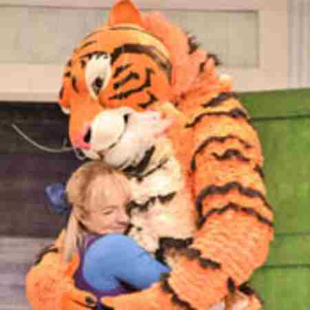 The Tiger Who Came To Tea in Southend-on-Sea on 15 Jul