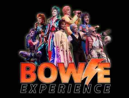 Bowie Experience in Southend-on-Sea on 16 Aug
