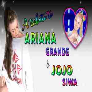A Tribute to Ariana and Jo Jo Siwa in Southend-on-Sea on 11 Aug
