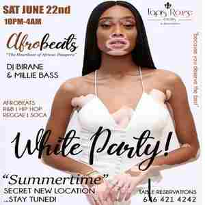Afrobeats Saturday in New York on Saturday, June 22, 2019