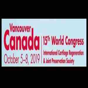 ICRS 2019 - World Congress Vancouver, Canada in Vancouver on 5 Oct