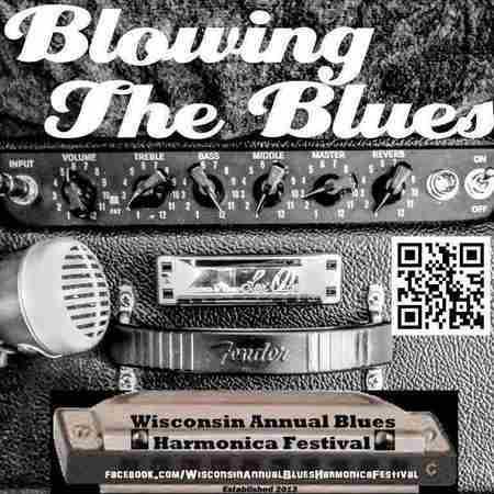 Wisconsin Annual Blues Harmonica Festival 2019