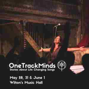 OneTrackMinds in London on 28 May