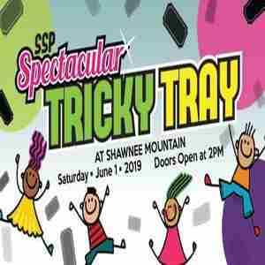SSP Spectacular Tricky Tray in East Stroudsburg on 1 Jun
