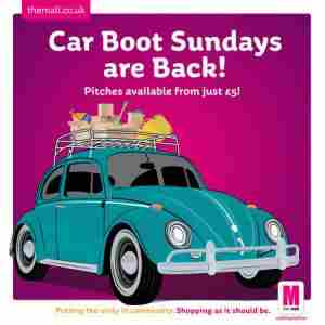 Car Boot Sundays at The Mall, Walthamstow! in London on 27 Oct