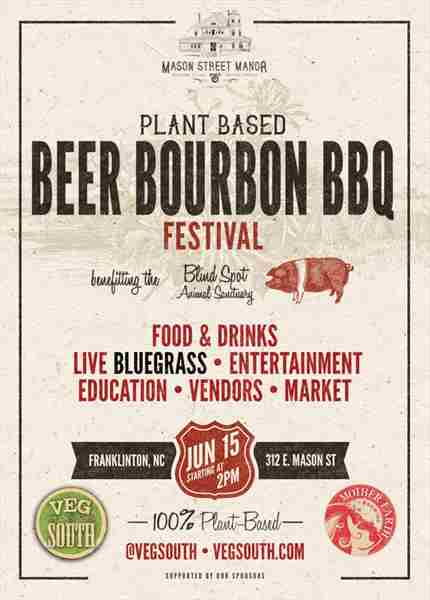 Beer Bourbon & BBQ Festival in Franklinton on Saturday, June 15, 2019