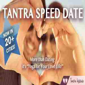 Tantra Speed Date - Washington, DC! (Singles Dating Event) in Washington on 15 Jul
