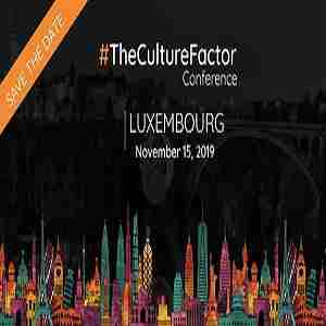#TheCultureFactor Cultural intelligence in business in Luxembourg on 15 Nov