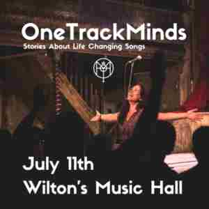 OneTrackMinds in London on 11 Jul