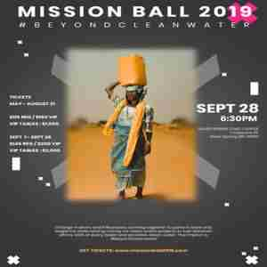 Mission Ball 2019 in Silver Spring on 28 Sep