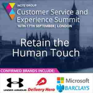 The Customer Service and Experience Summit 2019, London, UK in London on 16 Sep