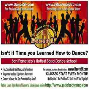 Learn to Salsa Summer Series - 4 Week Salsa Dance Lessons & Parties in San Francisco on 8 Jul