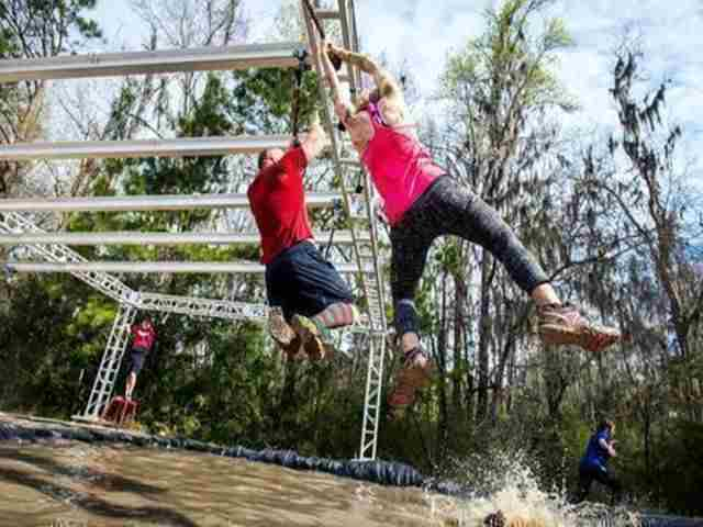 Rugged Maniac 5k Obstacle Race, New England - September 2019 in Southwick on 28 Sep