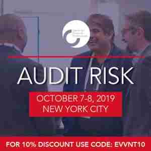 CeFPro Audit Risk Forum Conference - October 7-8 | Times Square New York in New York on 7 Oct