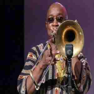 Harlem Jazz Series - Dick Griffin in New York on 2 Aug