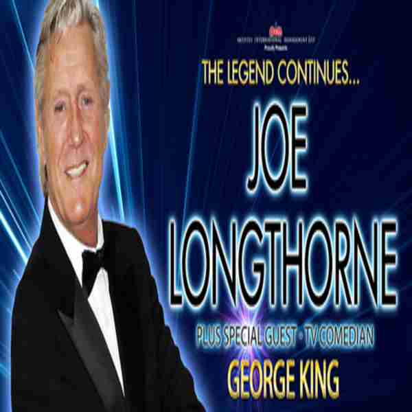 Joe Longthorne in Southend-on-Sea on 30 Aug