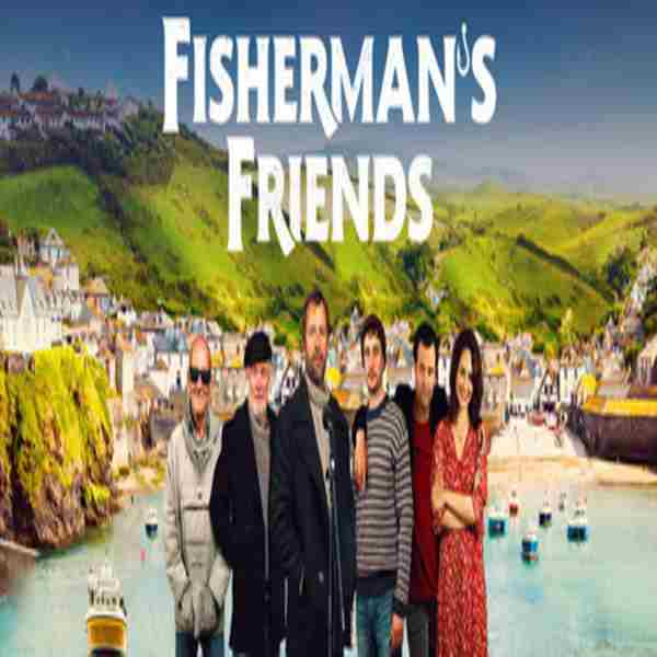 Fisherman's Friends: Film in Southend-on-Sea on 8 Sep