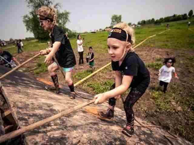 Spartan West Point Kids Race 2019 in Bear Mountain on 24 Aug