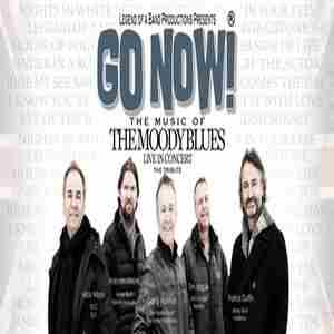 Go Now - The Music of The Moody Blues in Southend-on-Sea on Sunday, September 1, 2019