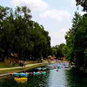 Comal River Float Day Trip in Austin on 4 Aug