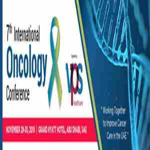 7th International Oncology Conference in Abu Dhabi on 29 Nov