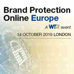 Brand Protection Online Europe 2019 | 14 October | London, UK in London on 14 Oct