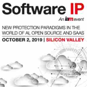 Software IP, 2 October 2019, Silicon Valley in San Jose on 2 Oct
