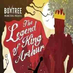 The Legend Of King Arthur in Castle Hedingham on 7 Aug