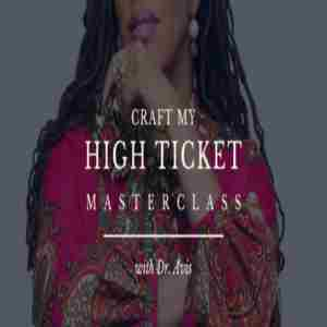 Craft My High Ticket Masterclass in Washington on Saturday, July 20, 2019