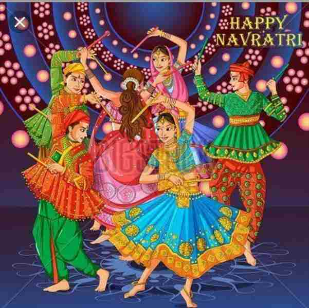 Navratri Dandiya Function And Exhibition in Noida on 31 Aug