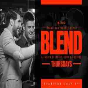 Sino at Santana Row - Blend Thursdays in San Jose on 18 Jul