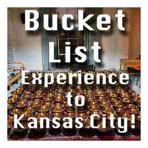 333 Tibetan Healing Bowls, Essential Oils & Chocolate in Kansas City in Kansas City on 10 Aug