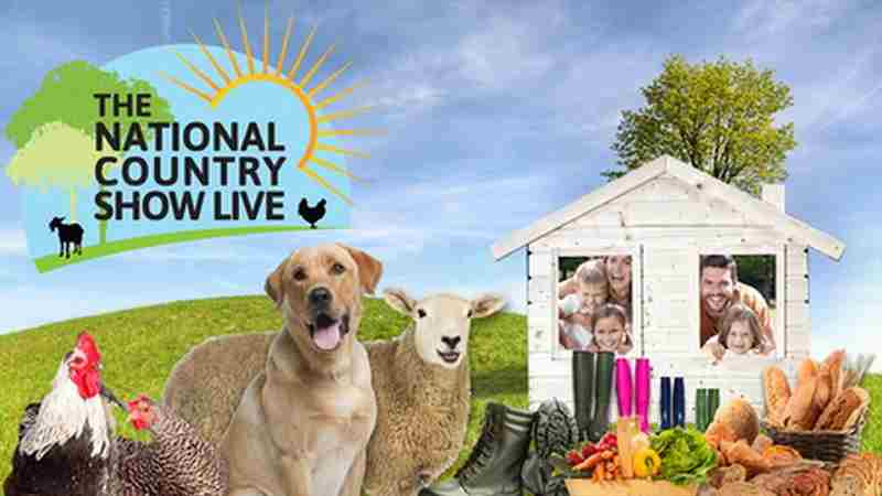 The National Country Show Live 2019 in Chelmsford on 21 Sep