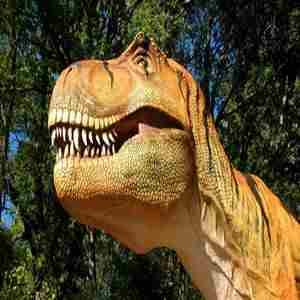 Dinosaurs Live! Life-Size Animatronic Dinosaurs in McKinney on 31 Aug