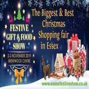 Essex Festive Gift and Food Show 2019 in Essex on 2 Nov
