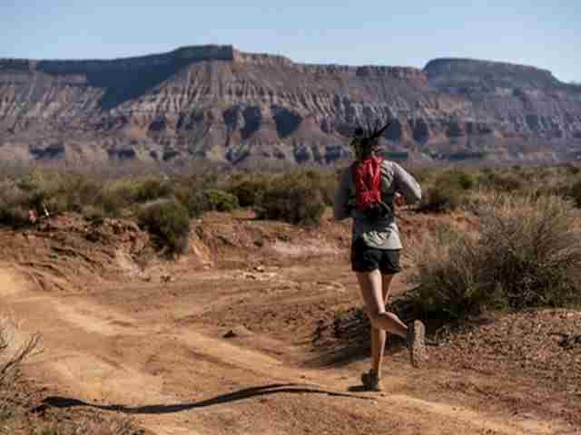 Zion Ultras and Trail Half Marathon, April 2020 in Virgin on 18 Apr