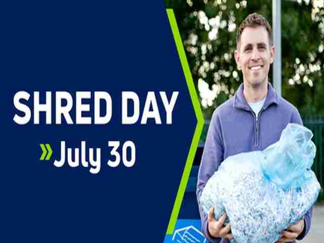 Clearview Summer Shred Event in New Kensington on Tuesday, July 30, 2019