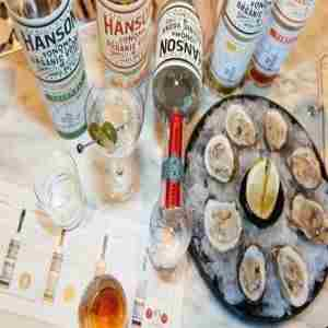 Hanson of Sonoma Organic Vodka And Hog Island Oysters Labor Day Aug 31-Sept 2 in Sonoma on 31 Aug