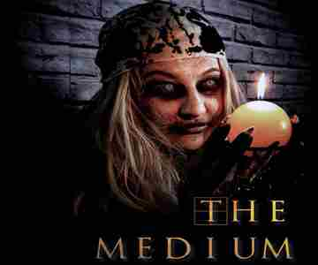 A Haunted Opera Experience • The Medium in Peabody on 30 Oct