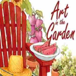 Art in the Garden in Cottage Grove on 24 Aug