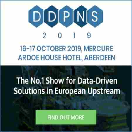 Data Driven Production North Sea Conference in Aberdeen on 16 Oct
