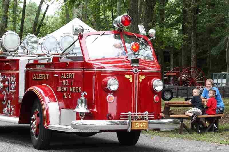 Fire Muster in Millville on 18 Aug