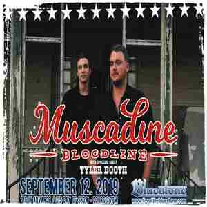 Muscadine Bloodline LIVE at The Bluestone SEPTEMBER 12 2019 in Columbus on 12 Sep