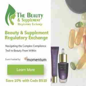 Beauty and Supplement Regulatory Exchange in Washington on 12 Nov
