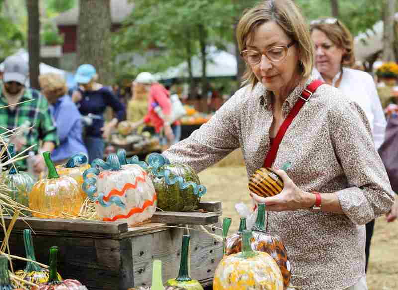 Festival of Fine Craft in Millville on 5 Oct