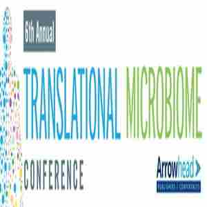 The 6th Annual Translational Microbiome Conference in Boston on 21 Apr