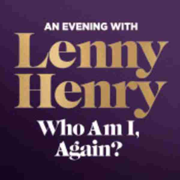 An Evening with Lenny Henry in Southend-on-Sea on 20 Nov